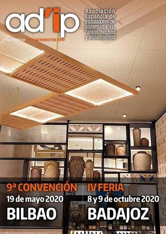 Ad Ip Revista 41 By Ad Ip Asociación De Instaladores De