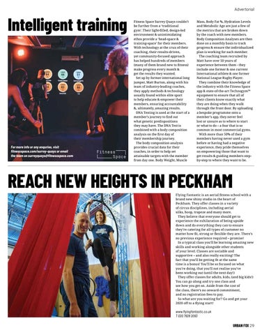 Page 29 of Aerial Fitness school lands in Peckham