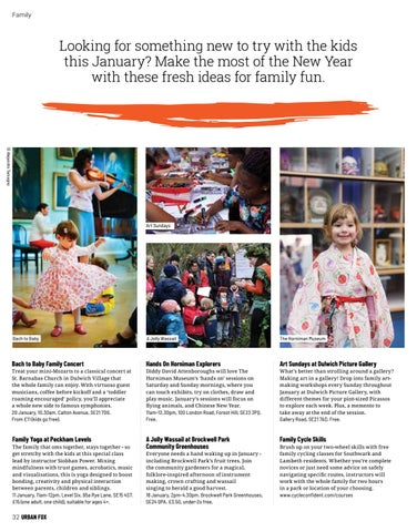 Page 32 of Looking for something new to try with the kids this January?