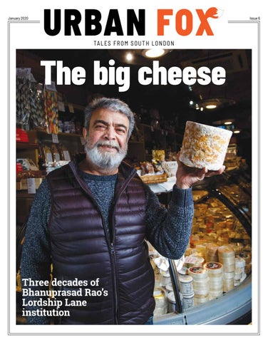 Page 3 of Cover story:  THE BIG CHEESE