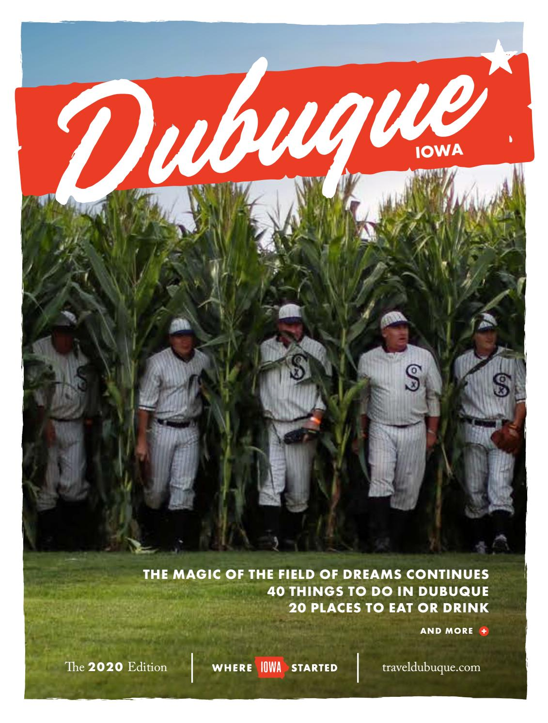 2020 Travel Guide Dubuque Iowa By Travel Dubuque Issuu