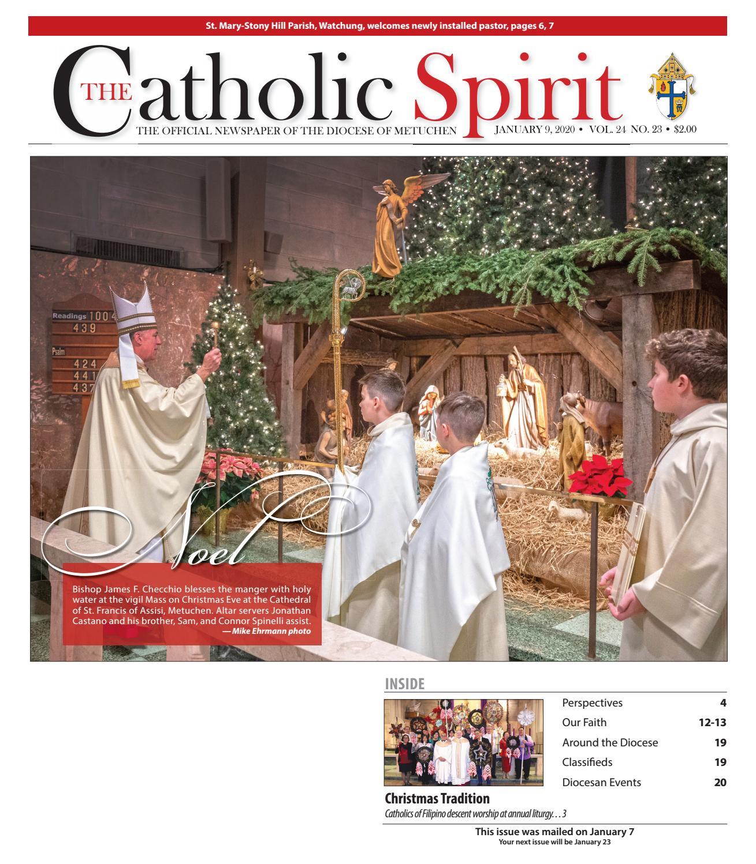 Miss Merry Christmas 2020 Metuchen Nj January 9, 2020 by The Catholic Spirit   issuu