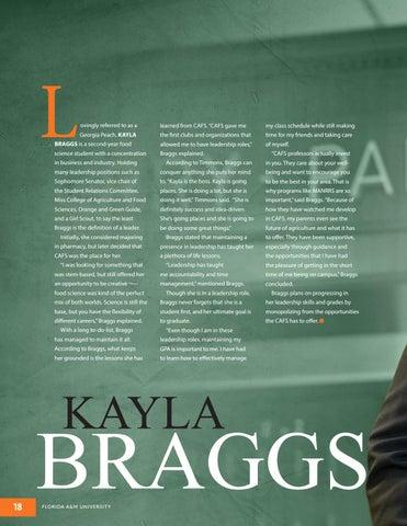 Page 18 of BRAGGS KAYLA