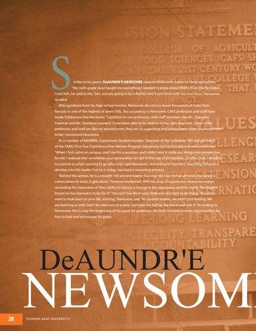 Page 20 of NEWSOME DeAUNDR'E