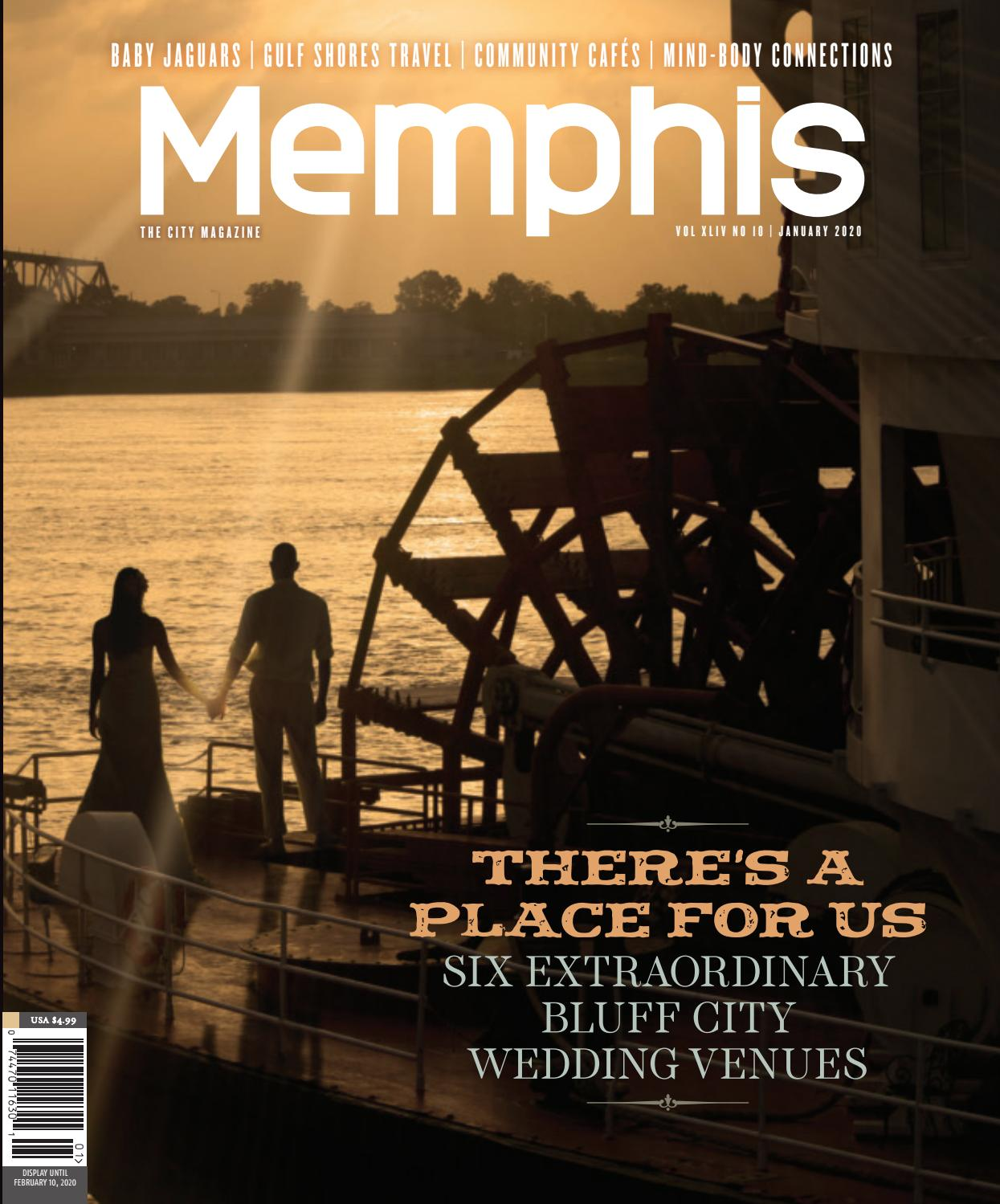 Memphis Magazine January 2020 by Contemporary Media issuu