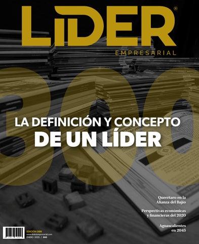 Líder Empresarial No. 300