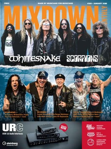 Mixdown Magazine 309 By Furst Media Issuu
