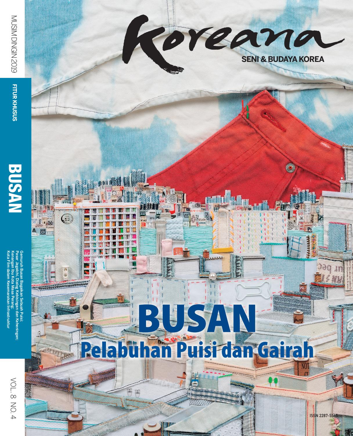 2019 Koreana Winter Indonesian By The Korea Foundation Issuu