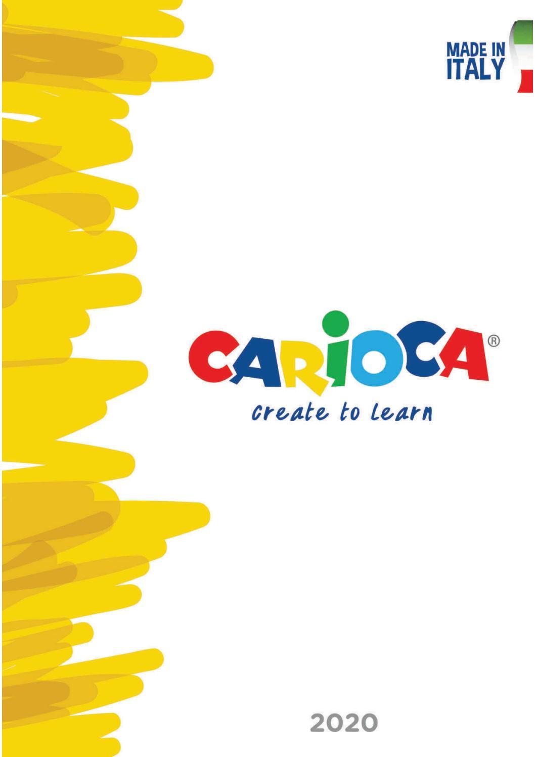 Colore Assortiti 42815 Carioca Pennarello