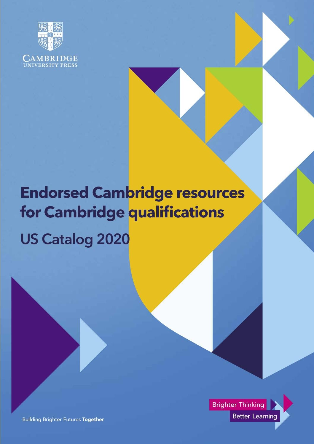 cambridge international catalog by cambridge university press