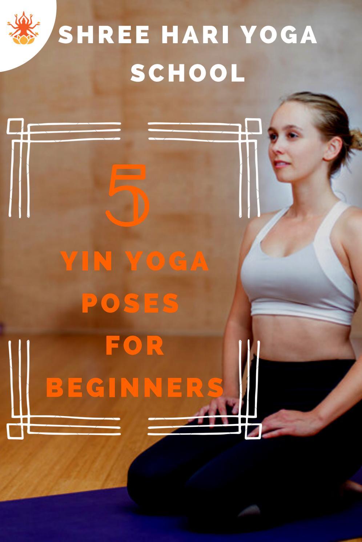 5 Yin Yoga Poses For Beginners By Shree Hari Yoga Issuu