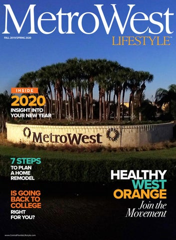 foto de Central Florida Lifestyle: MetroWest January 2020 by Central ...