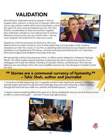 Page 13 of Alumni Spotlight