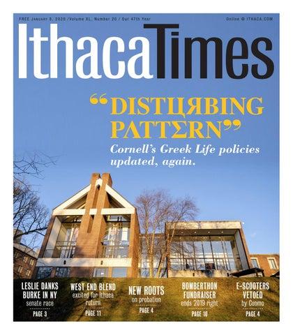 foto de January 8, 2020 by Ithaca Times - issuu