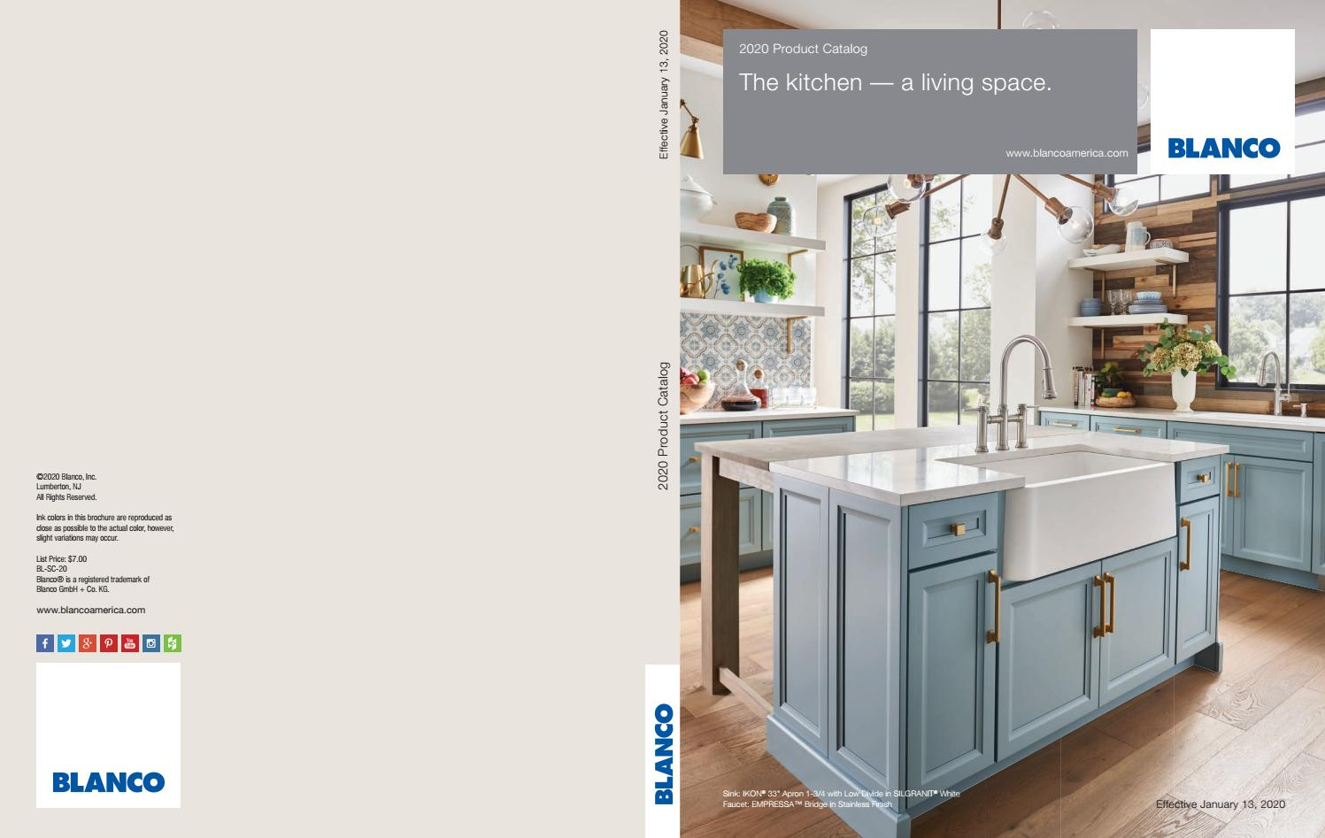 Blanco 2020 Showroom Catalog By Blanco Issuu