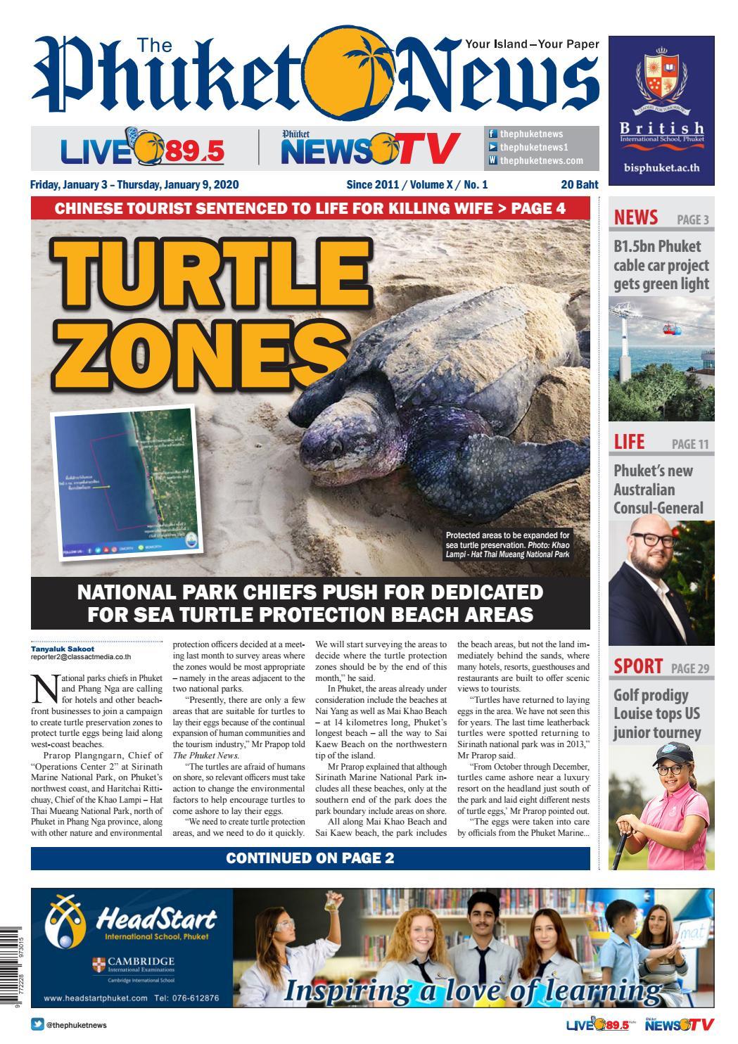 The Phuket News January 3 2020 By Image Asia Issuu