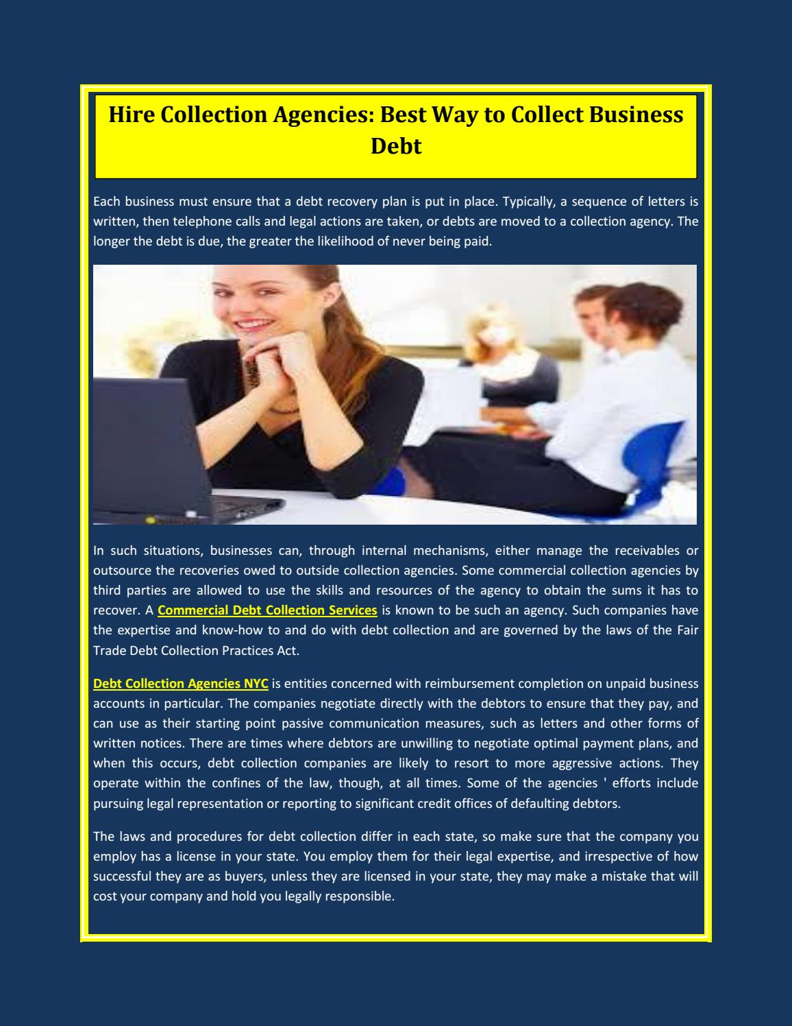 Business plan debt collection company top 100 essay topics
