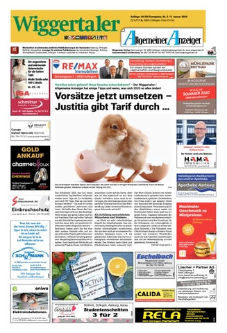 Rothrist - Zofinger Tagblatt