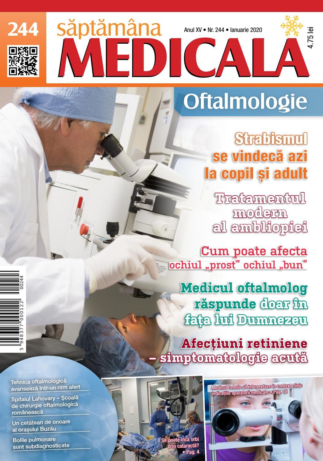 tratamentul artrozei maculare