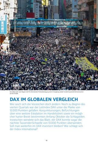 Page 10 of DAX IM GLOBALEN VERGLEICH