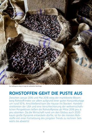 Page 18 of ROHSTOFFEN GEHT DIE PUSTE AUS