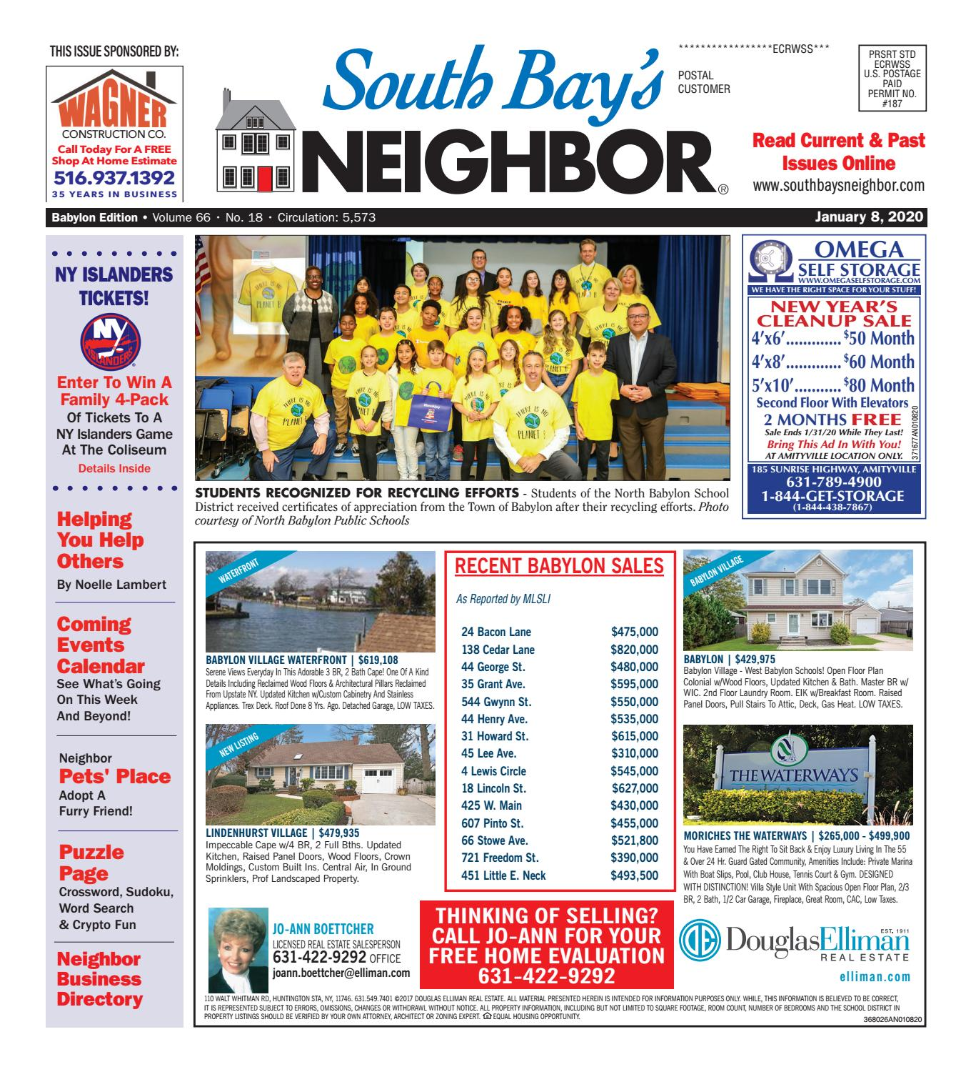January 9, 2020 Babylon by South Bay's Neighbor Newspapers   issuu