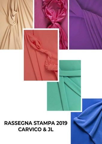 Rassegna Stampa Carvico Jl 2019 Parte 1 By Maybe Ufficio Stampa