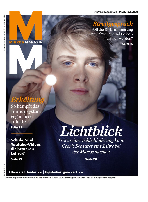 Migros Magazin 03 2020 d NE by Migros Genossenschafts Bund
