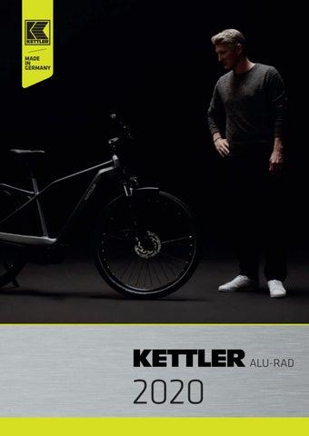 Rowery elektryczne i klasyczne Kettler 2020