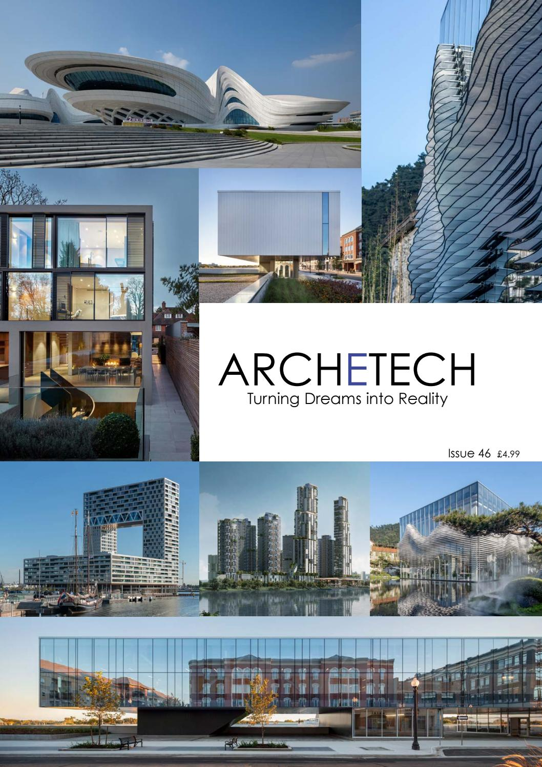 Expert Feng Shui Toulouse archetech - issue 46 2020archetech media ltd - issuu