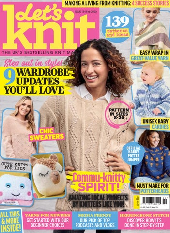 Teach Yourself to KnitLeisure Arts 154