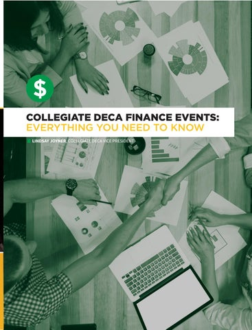 Page 21 of Collegiate DECA Finance Events: Everything You Need to Know