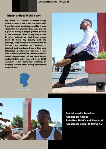 Page 17 of Male artist: Mthi'z xvi