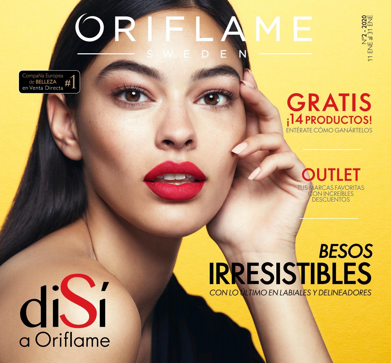 Catálogo C02 2020 by Oriflame México Distribuidor ...