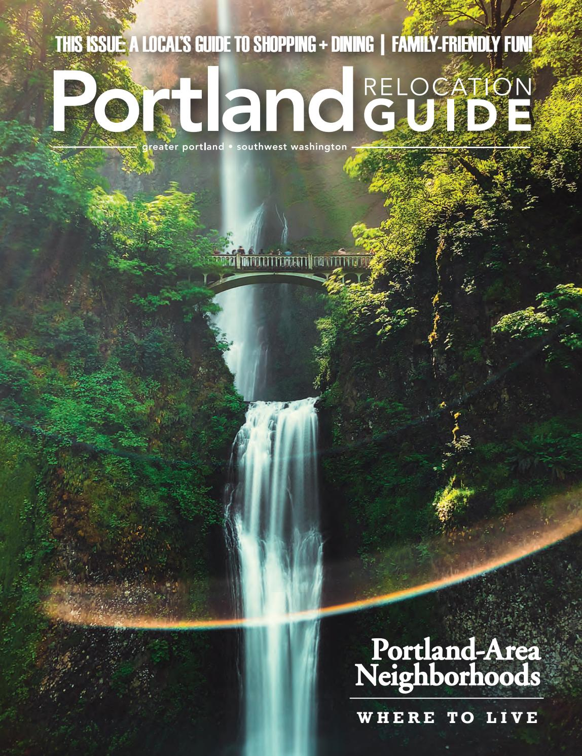 Portland Relocation Guide 2019 Issue 2 By Web Media Group Issuu