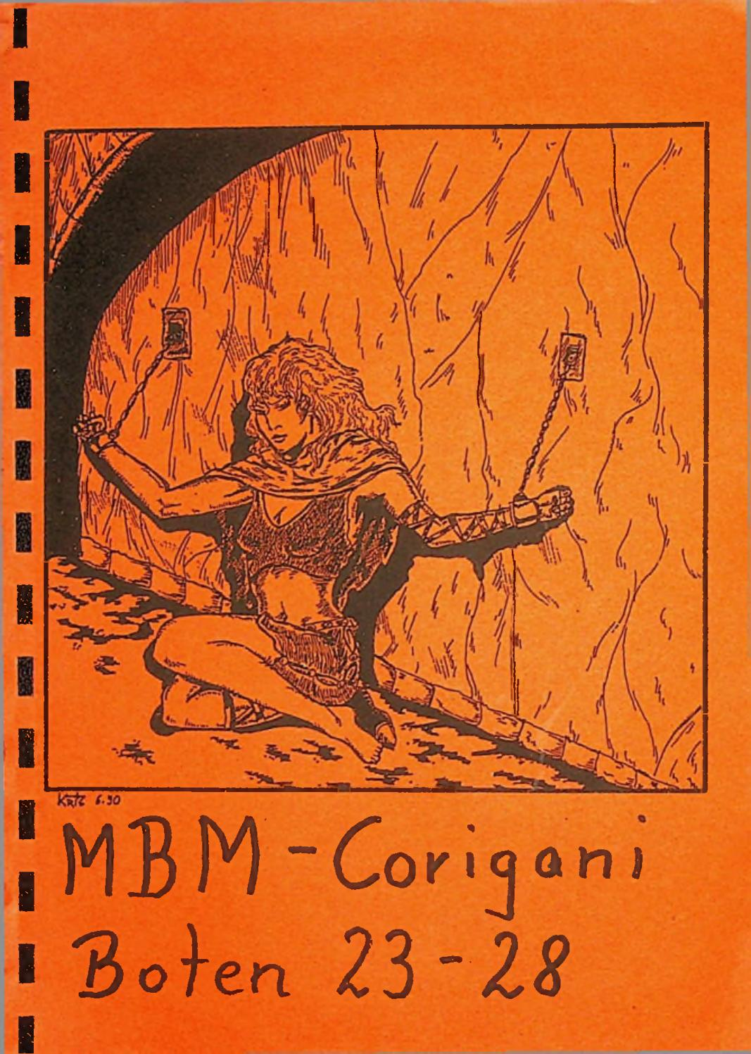 MBM Bote von Corigani 21 21 by Projekt Myra   issuu