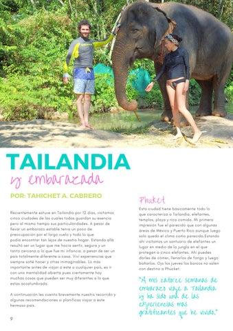 Page 12 of Little Traveler La Revista Edición Aniversario enero-marzo 2020