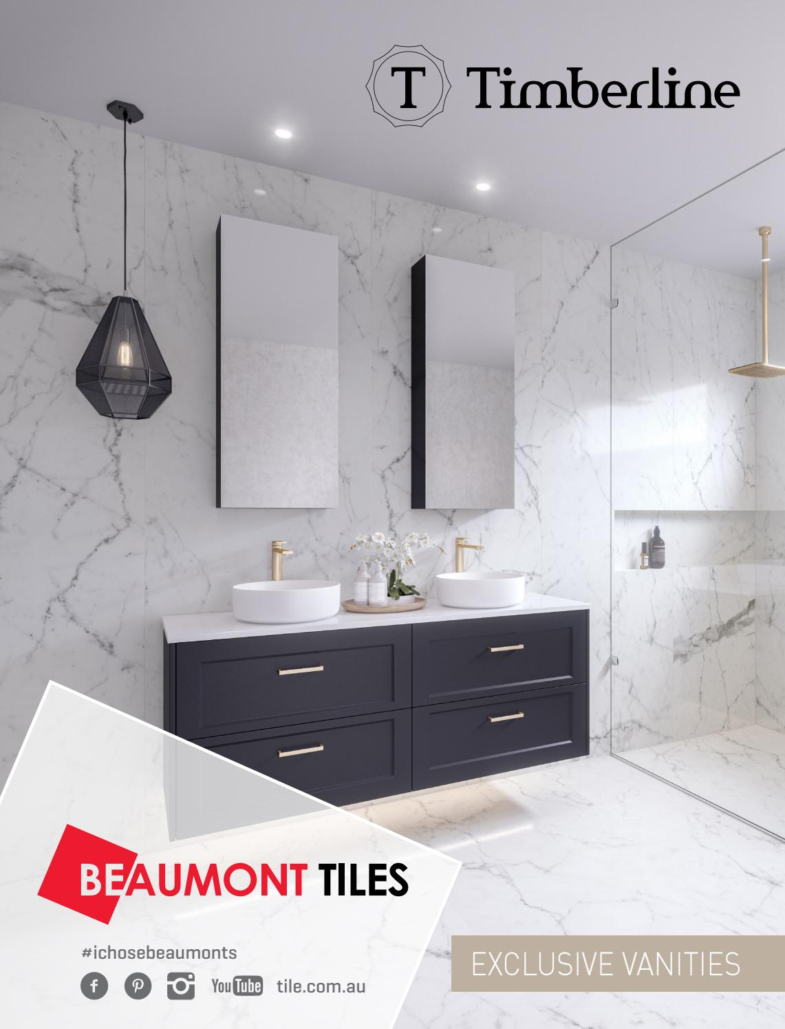 Vanities 2020 By Beaumont Tiles