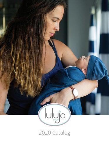 Ultra Soft Hat Newborn Baby Girl Silky Soft Bamboo Muslin Swaddle Boy Navy lulujo Baby Hat /& Swaddle Blanket Set