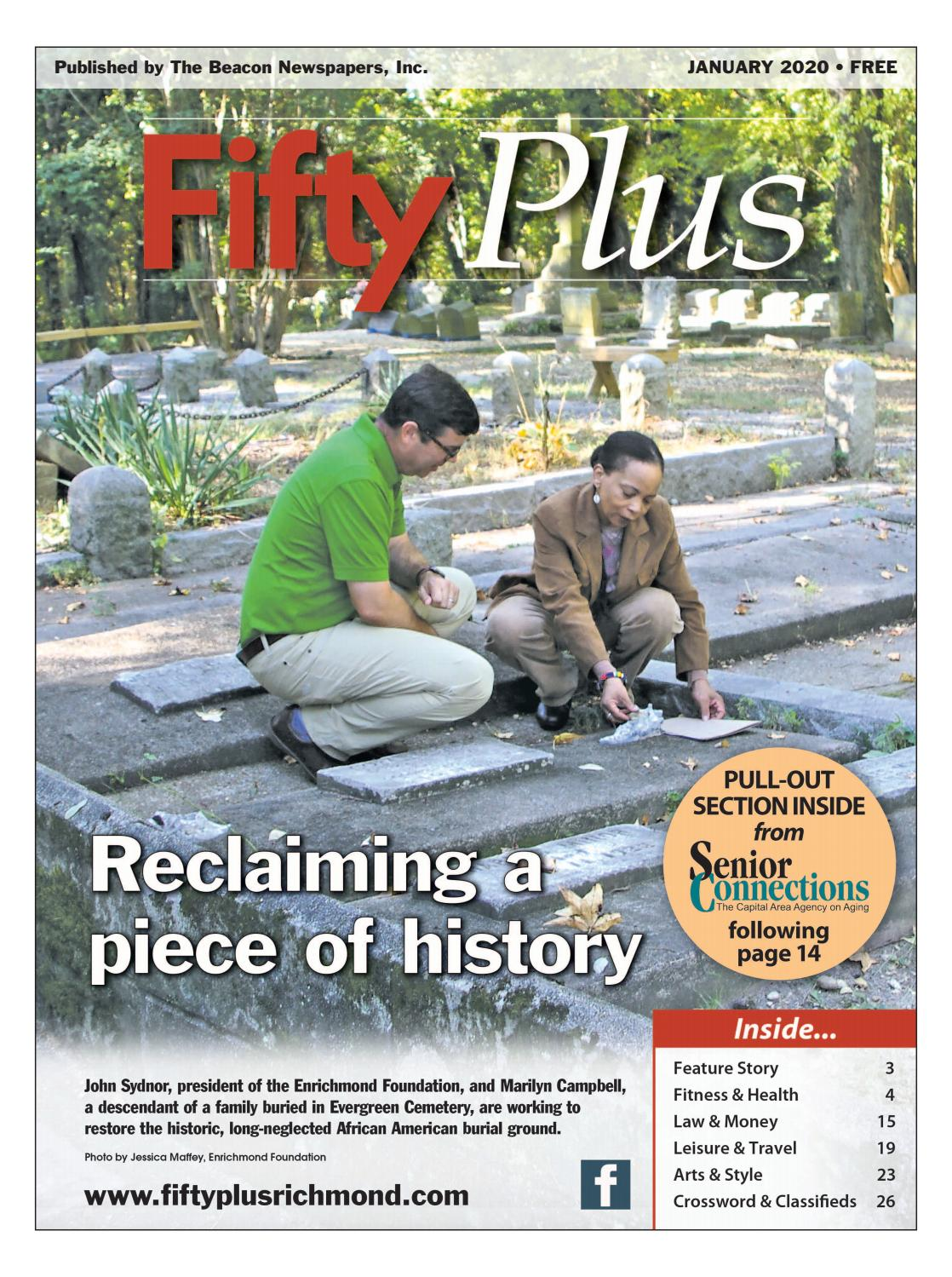 January 2020 Fifty Plus Richmond By The Beacon Newspapers Issuu