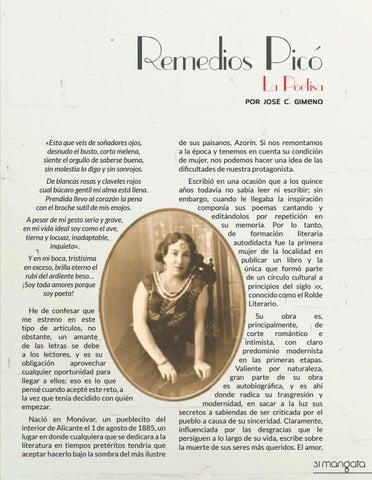 Page 31 of Remedios Picó La Poetisa