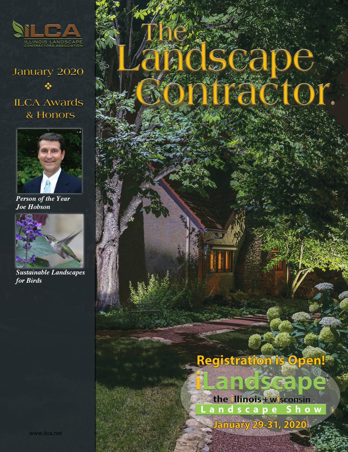 The Landscape Contractor Magazine January 2020 Digital Edition By Association Publishing Partners Issuu