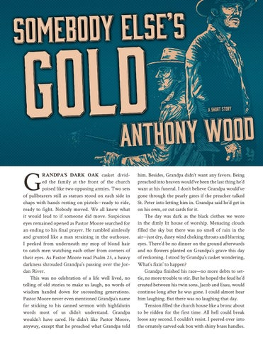 Page 21 of Somebody Else's Gold