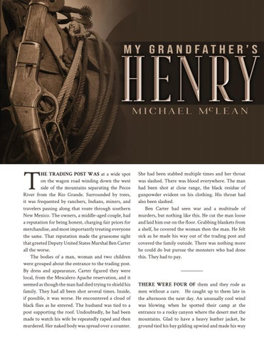 Page 43 of My Grandfather's Henry
