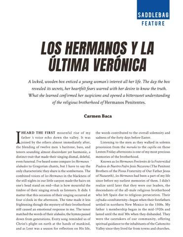 Page 75 of LOS HERMANOS Y LA ÚLTIMA VERÓNICA