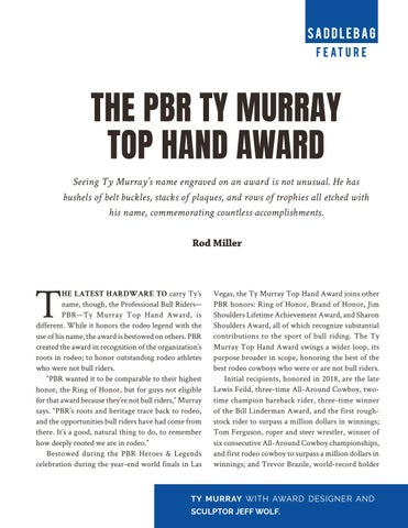 Page 93 of THE PBR TY MURRAY TOP HAND AWARD