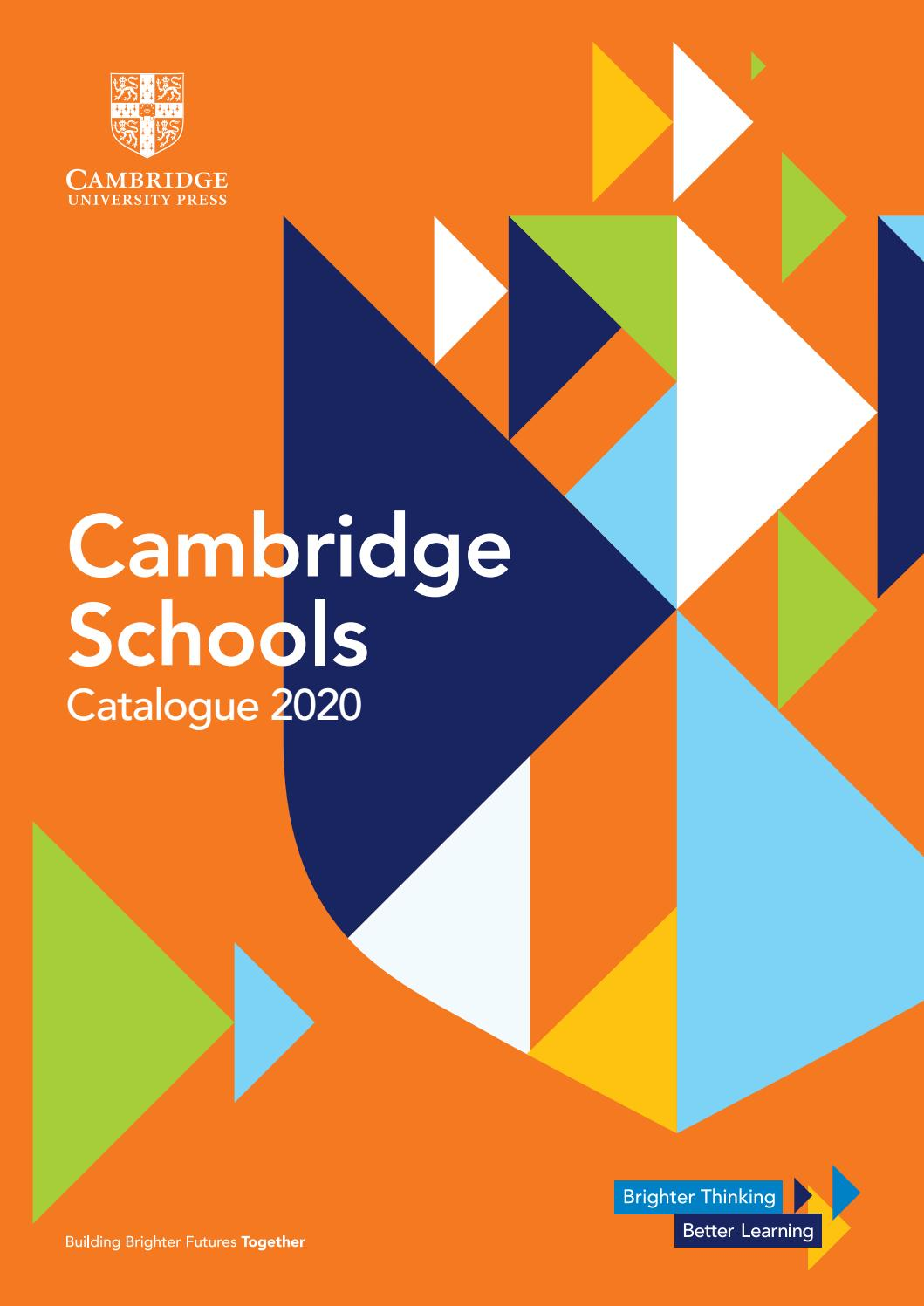 Mena Schools 2020 Catalogue By Cambridge University Press Education Issuu