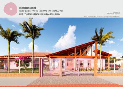 Page 4 of Portfólio Arquitetura - Priscila Andrade