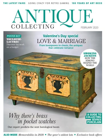 Antique Collector S Club February 2020 By Acc Art Books Issuu