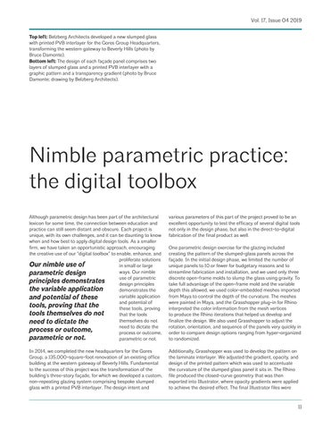 Page 11 of Nimble parametric practice: the digital toolbox